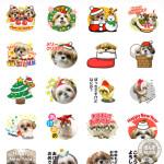 新LINEスタンプ『クリスマス&お正月』編登場!