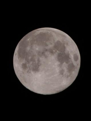 2011年9月12日の満月