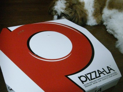 ピザの空き箱の上手な捨て方