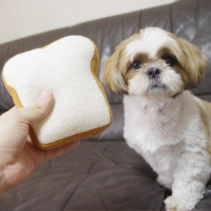 食パン、もらいました!