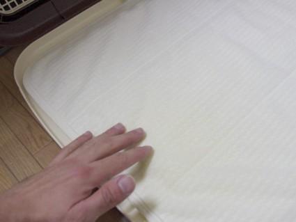 洗える布ペットシーツ